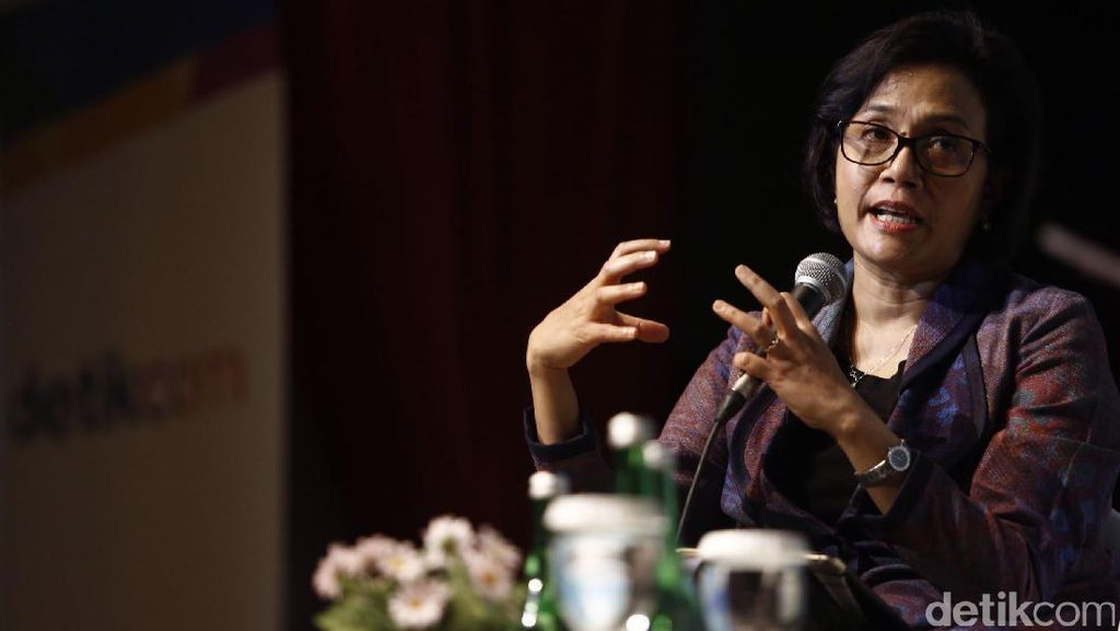 Bentuk Tim Reformasi, Sri Mulyani: Pajak Bukan Persoalan Sepele