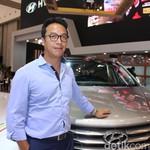 Sandy Hartono, Desainer Mobil Hyundai Asli Surabaya