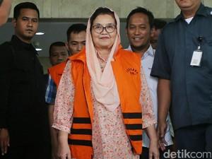 KPK akan Buka-bukaan di Sidang Eks Menkes Siti Fadilah Hari Ini