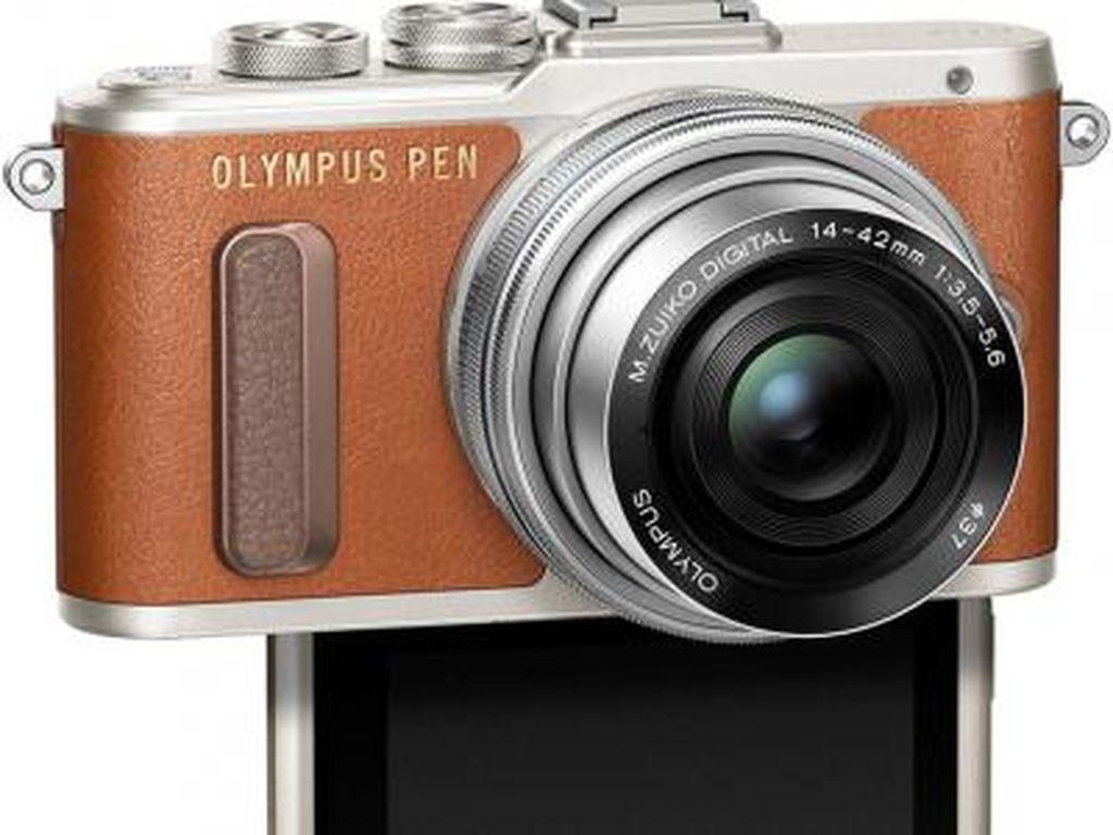 Versi Murah Olympus Mirrorless Selfie: Rp 9,6 Juta