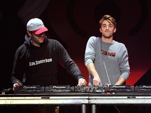 Heboh Konser The Chainsmokers Dikritik karena Gagal Social Distancing