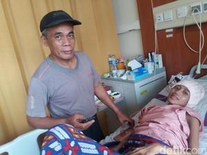 Menjenguk Lolyta, Penderita Kanker Sarkoma Ewing yang Kisahnya Viral