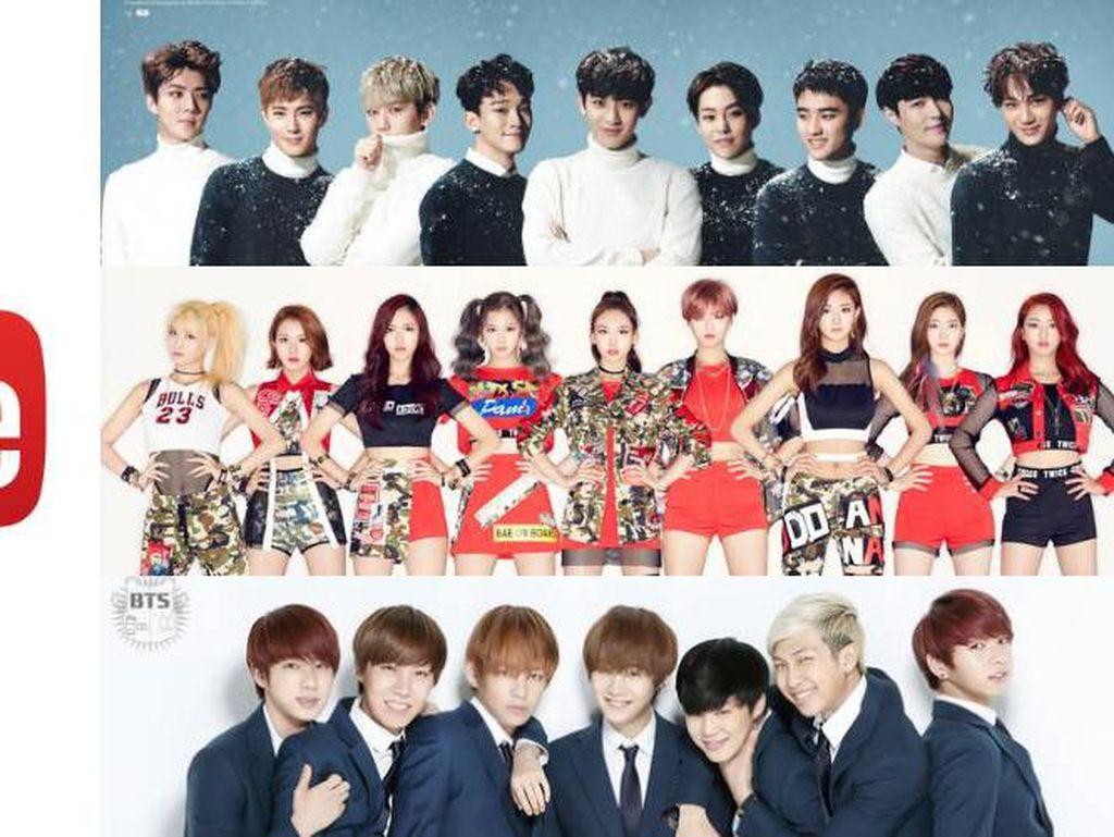 Daftar Agensi K-Pop Pendapatannya Bikin Kaget!