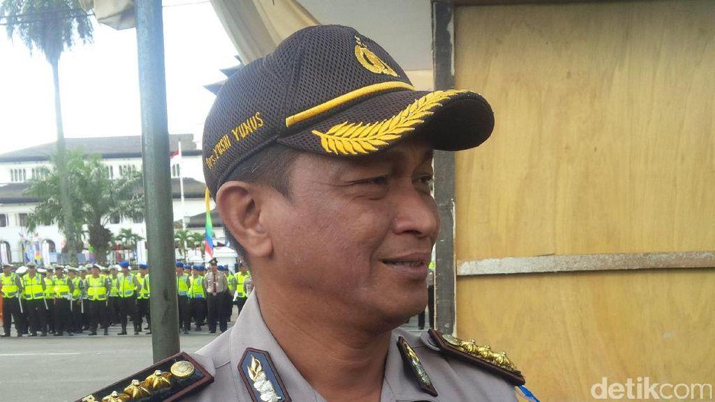 Polda Jabar Bongkar Tempat Penampungan TKI Ilegal di Purwakarta
