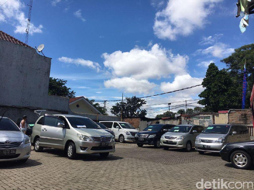 Bazar Mobil Bekas Rental Blue Bird
