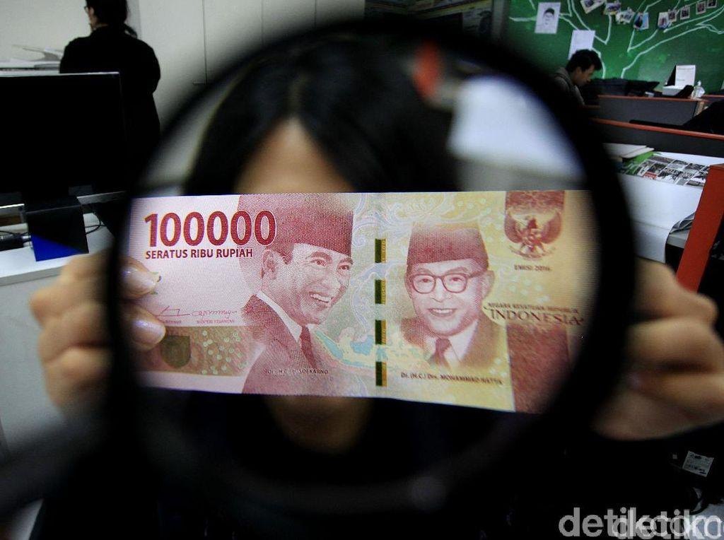 DPR Akui Sering Bahas Perubahan Rp 1.000 Jadi Rp 1 dengan BI
