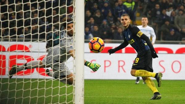 Jelang Juve vs Inter, Icardi Dinilai Lebih Oke dari Higuain