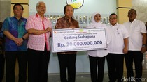 Tahir Foundation Bantu Korban Gempa Aceh