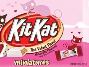 Valentine Masih Tahun Depan, Tapi Sudah Ada Cokelat Wafer Red Velvet yang Cantik