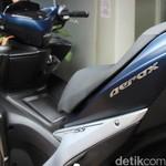 100 Unit Yamaha Aerox Termahal Ludes dalam 15 Menit