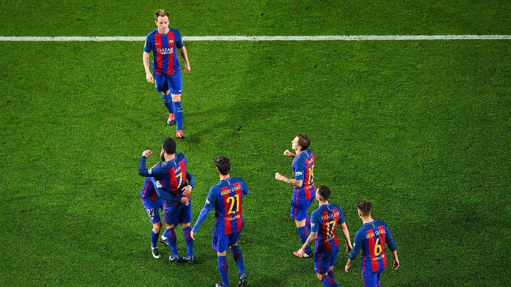 Arda Turan Hat-trick, Barcelona Cukur Hercules 7-0