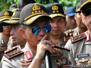Dor! Polisi Tembak Mati 5 Mafia Narkoba yang Melawan di 2017