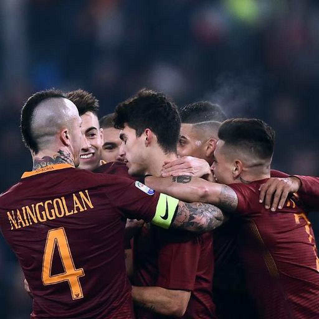 Berharap Juara Boleh Saja, tapi Roma Disebut Harus Konsisten Dulu