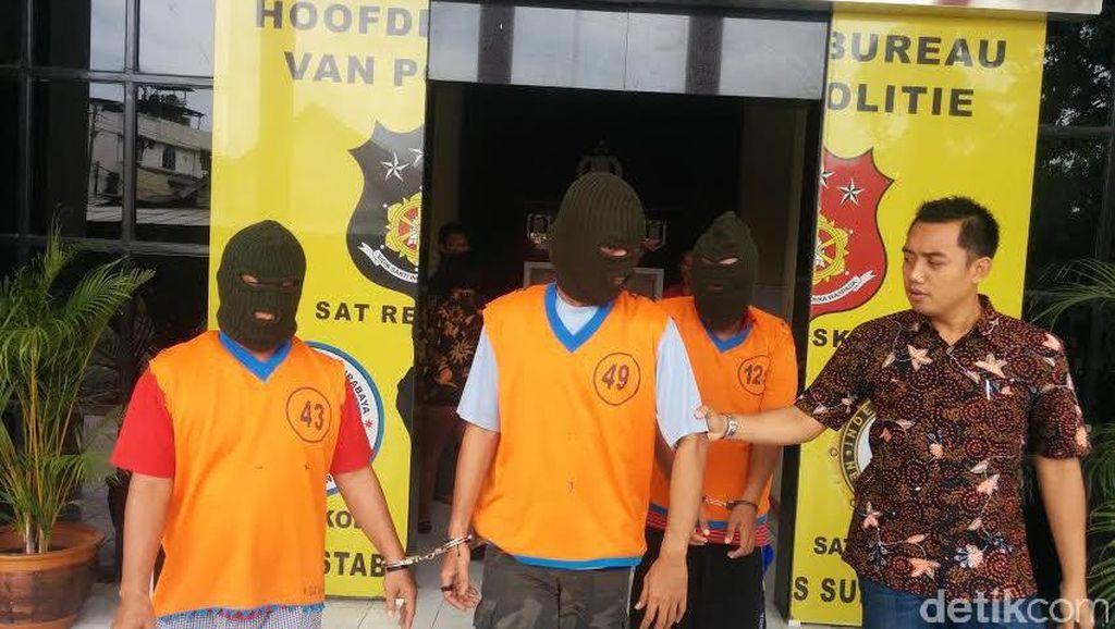 Pemakai dan Pengedar Sabu, Eks Pemain Persela Lamongan U21 Ditangkap