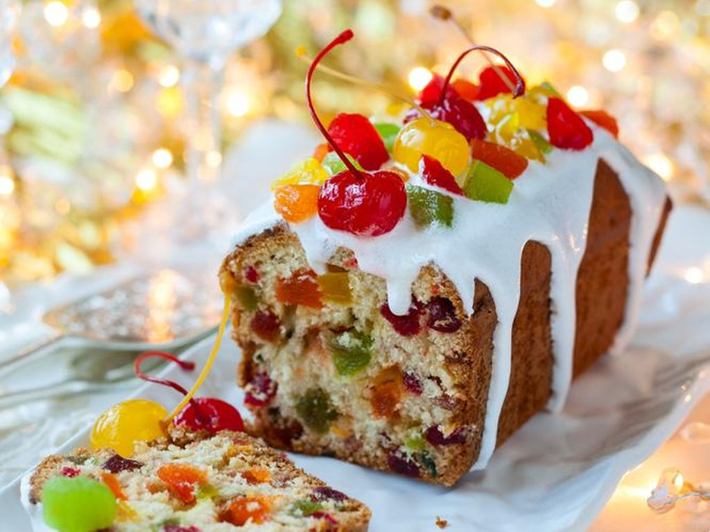 Cantiknya 12 Fruitcake Klasik Hingga Modern untuk Sajian Natal