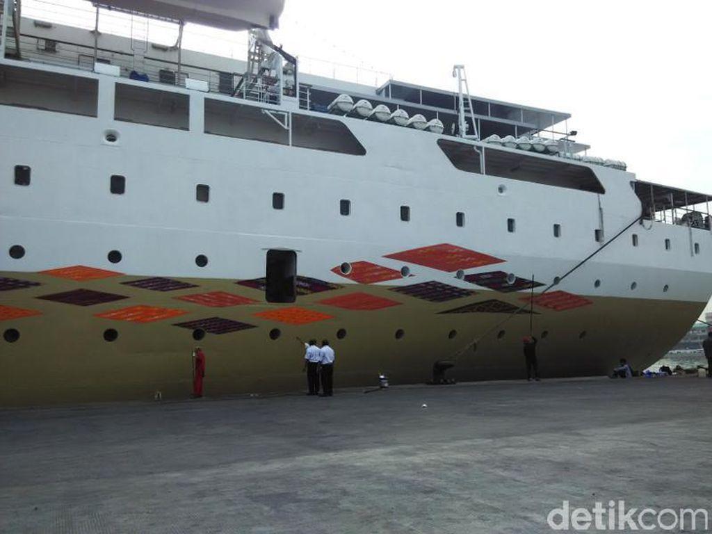 Cegah Corona, Pelayaran Kapal Pelni-ASDP di 2 Daerah Maluku Ini Dihentikan