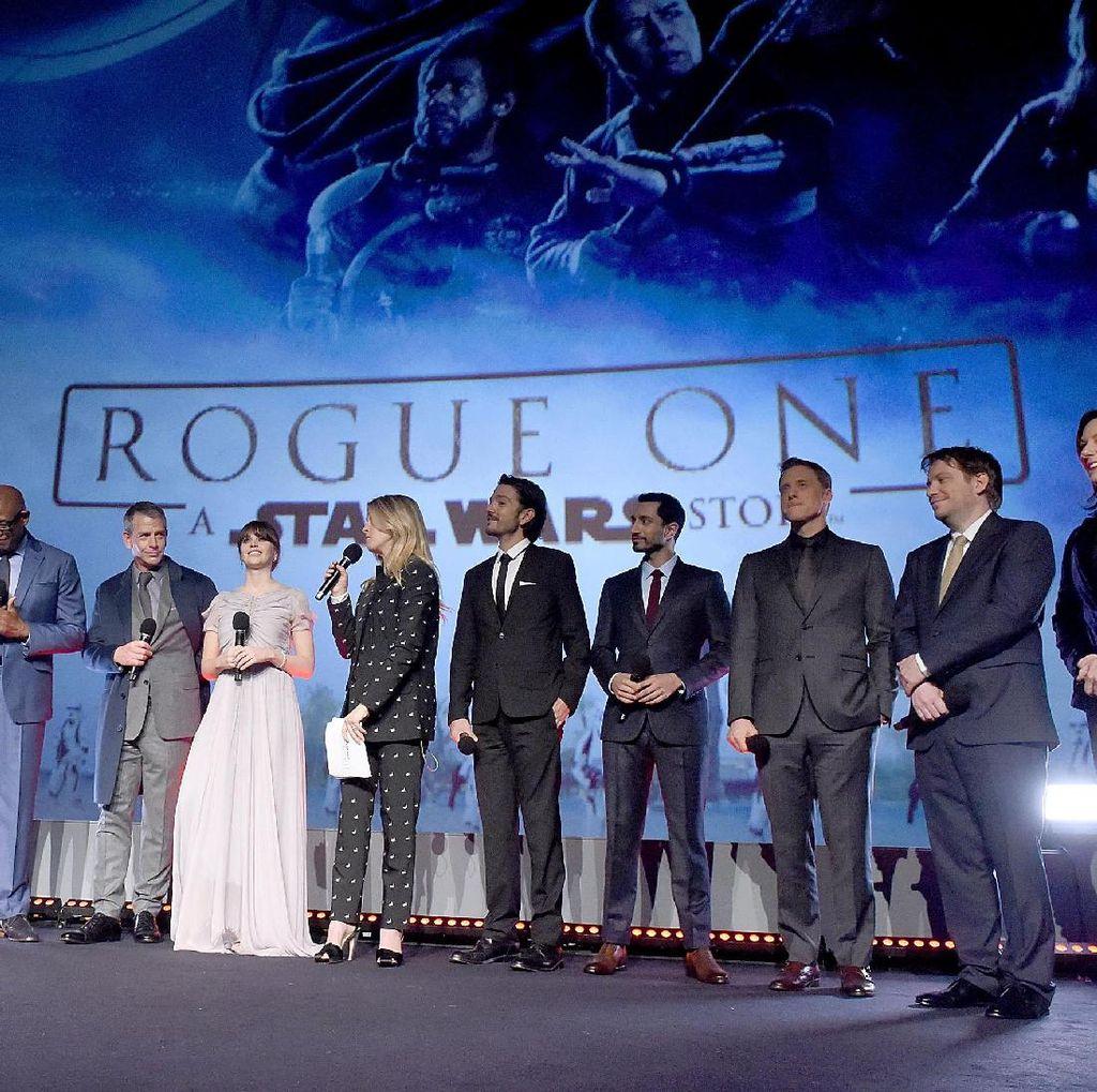 Rogue One: A Star Wars Story Hasilkan 1 Miliar Dolar Amerika