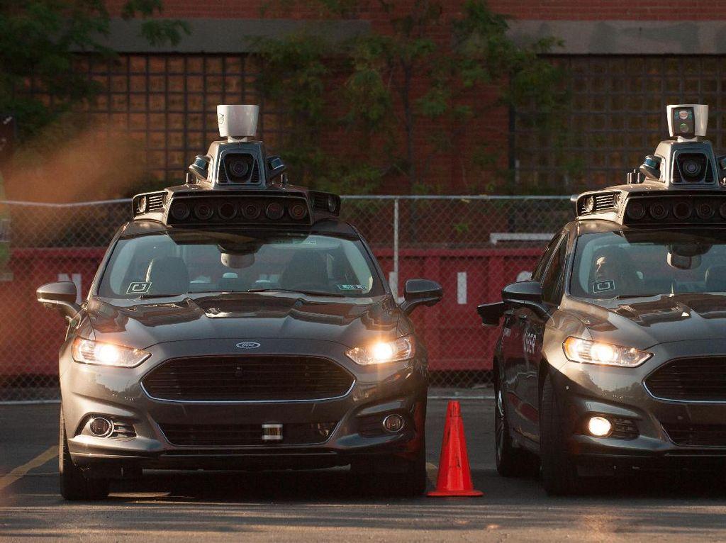 Kecelakaan Maut, Pengembangan Mobil Otonom Uber Tak Surut