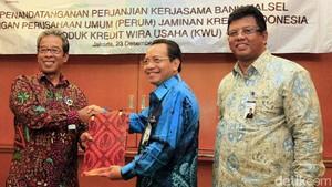 Jamkrindo Gandeng BPD Kalsel