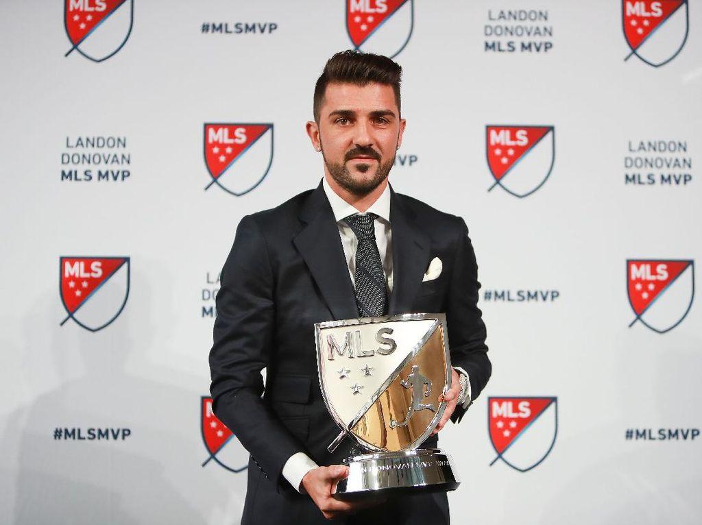 Tentang Pandangan Miring ke MLS, Villa: Nonton Dulu, Baru Komentar