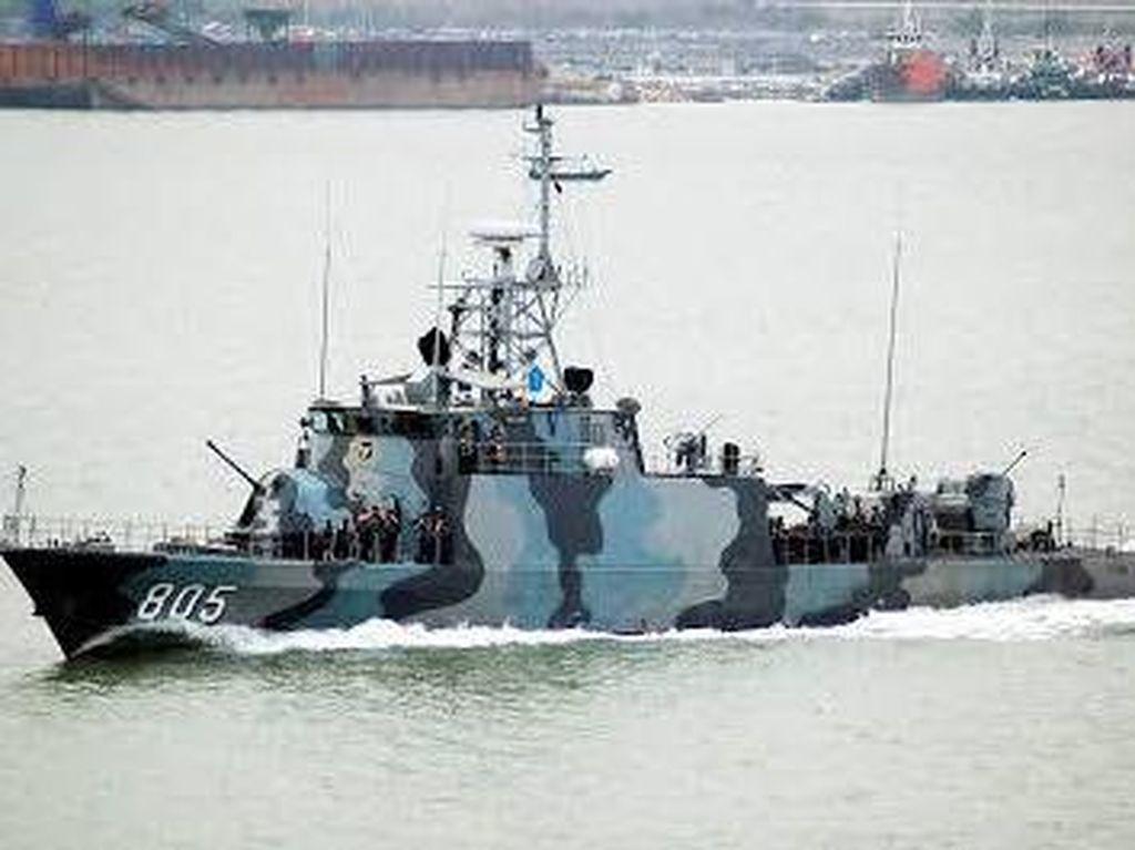Ini Identitas Empat Kru TNI AL yang Hilang Saat Kawal Kapal Filipina