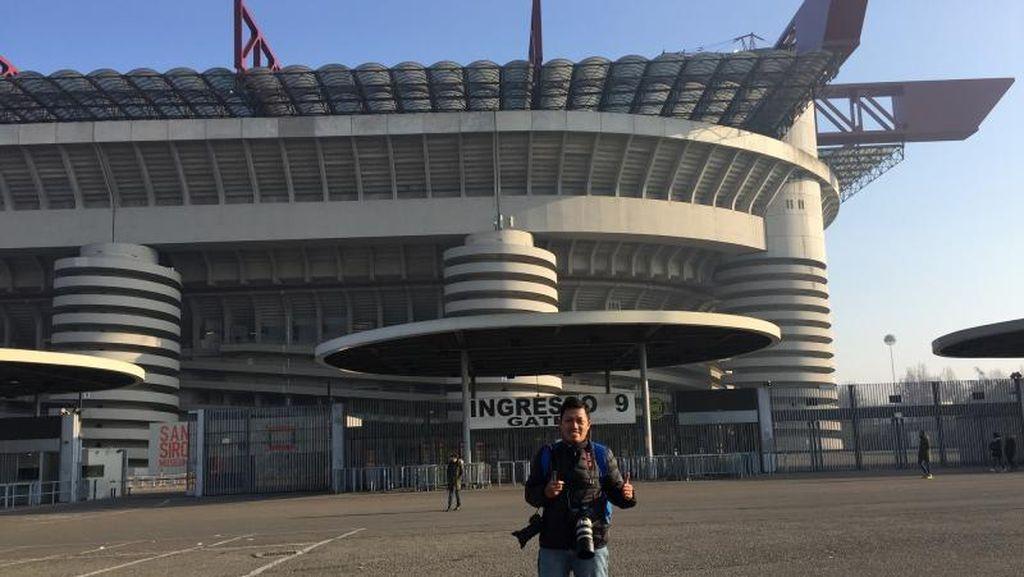 Bertandang ke Stadion AC Milan di Italia