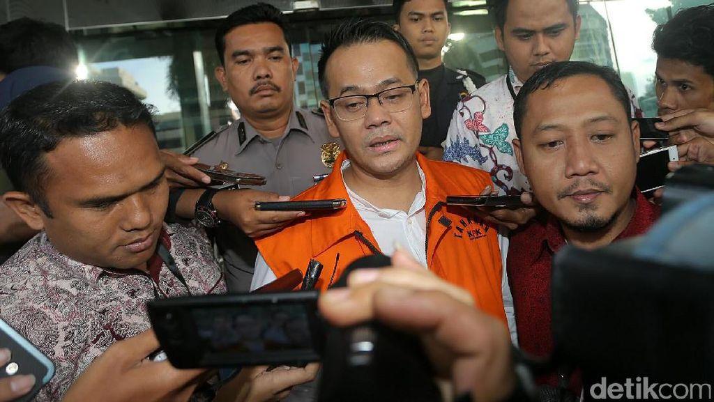 Penyuap Pejabat Bakamla Ditahan KPK