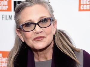 RIP! Carrie Fisher Star Wars Meninggal Dunia di Usia 60 Tahun