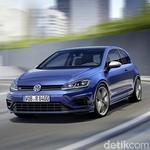 Ini Dia Tampang Anyar Volkswagen Golf R