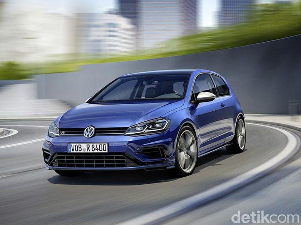 Jangan Harap VW Golf Terbaru Dijual di Indonesia