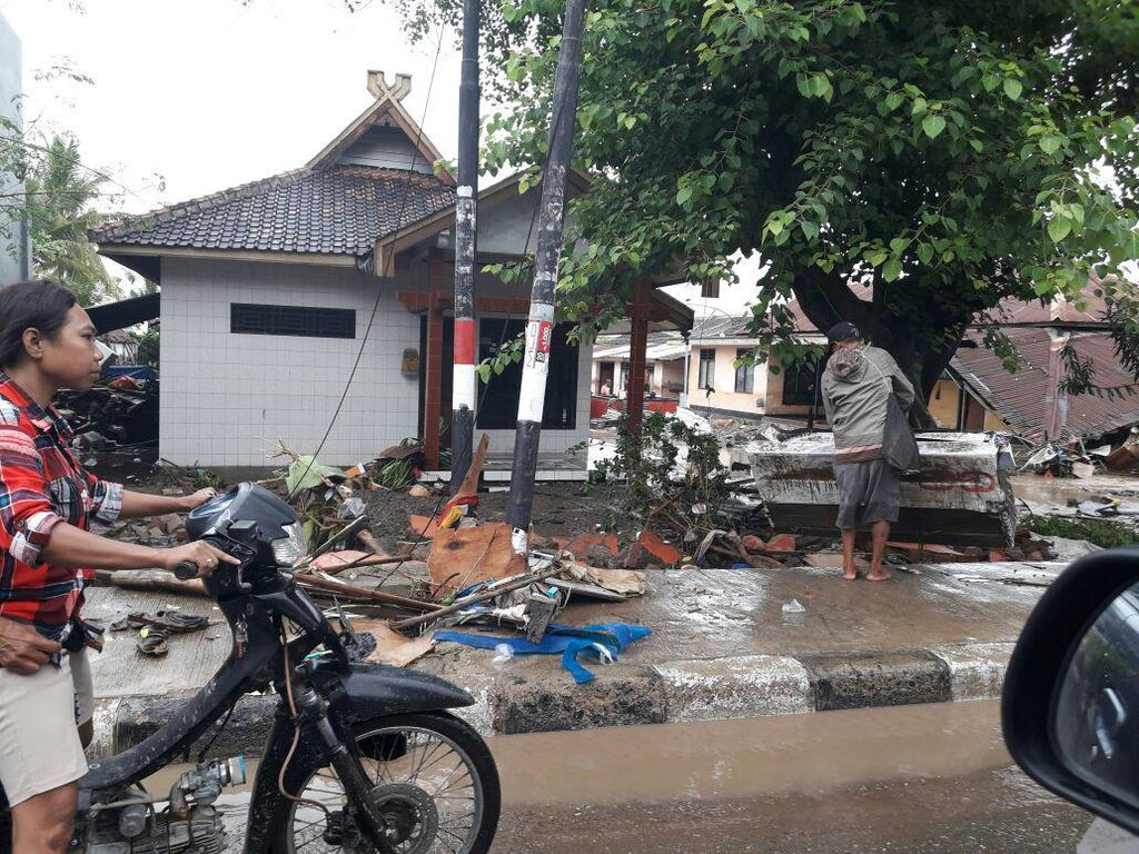 Benahi Bima Pasca Banjir, BNPB Gandeng Aplikasi Qlue