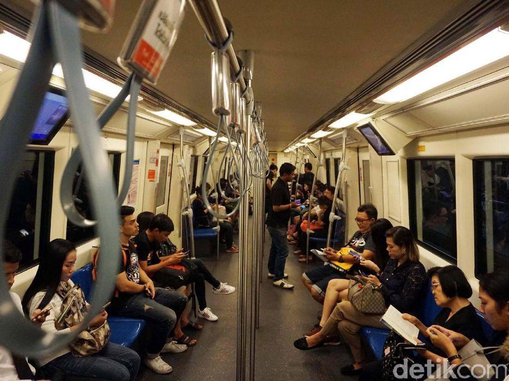 Menjajal Transportasi Publik Berbasis Rel di Bangkok