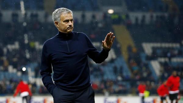 MU Kini Lebih Menakutkan Bersama Mourinho