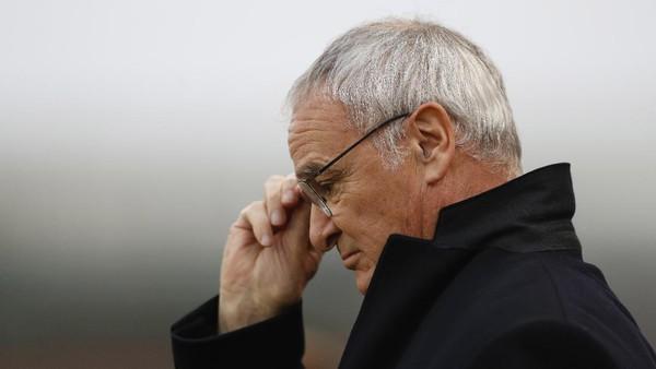 Leicester Pecat Ranieri