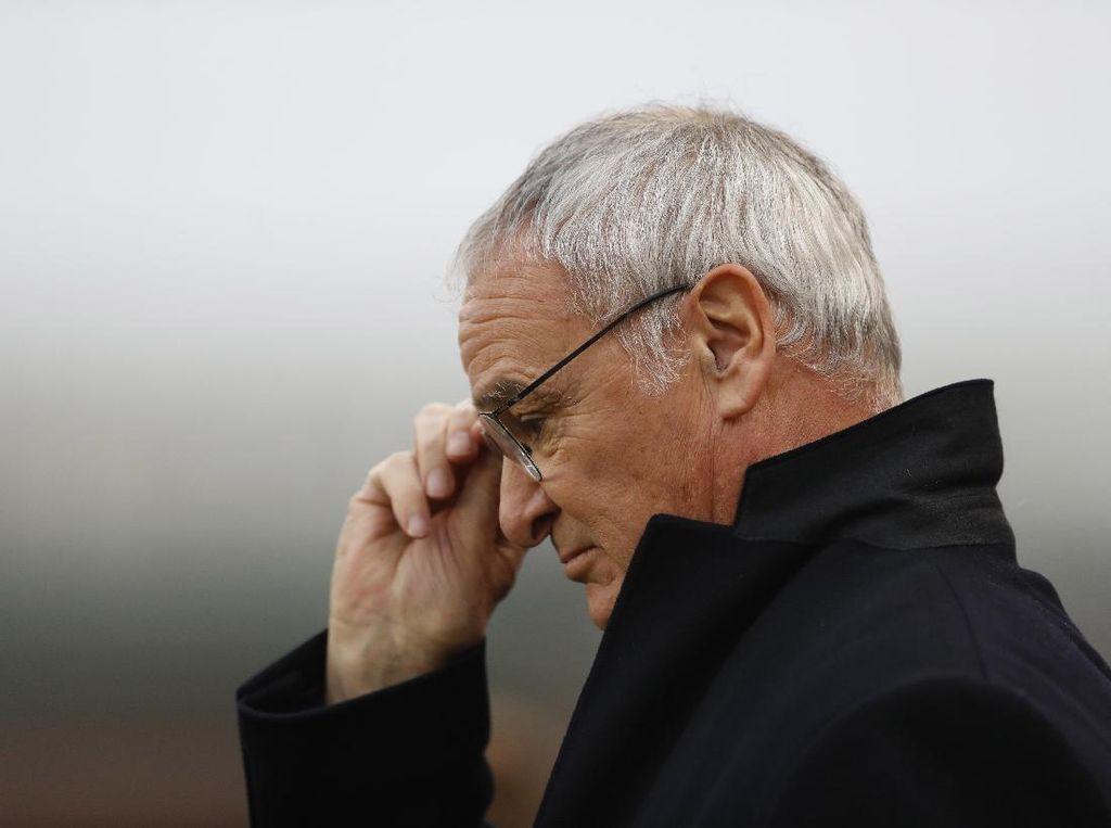 Ranieri Dituntut Segera Amankan Leicester