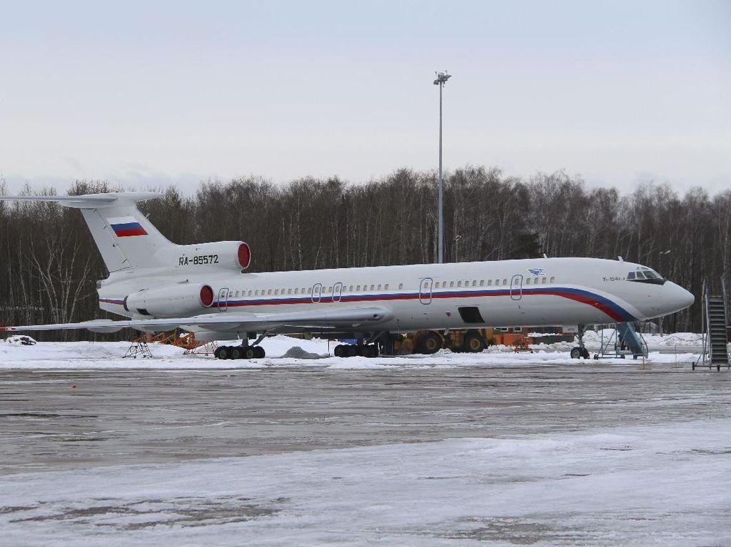 Kecelakaan Pesawat Militer Rusia di Laut Hitam, 10 Jasad Korban Ditemukan