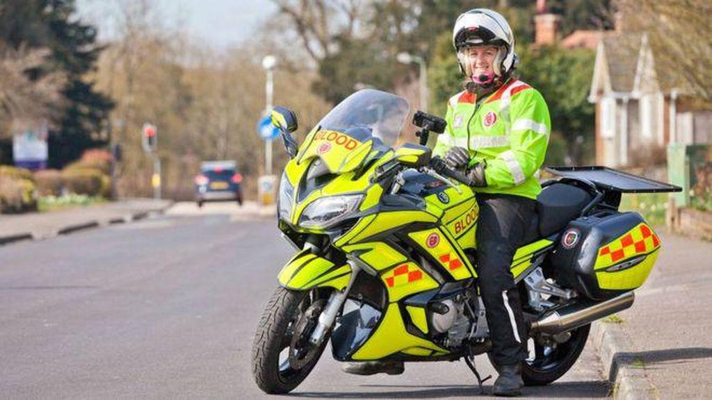 Blood Bikers, Geng Motor yang Anggotanya Merangkap Kurir Gawat Darurat