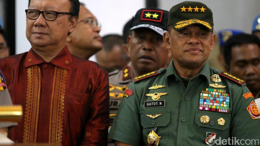Sertijab KSAU, Panglima: TNI AU Harus Mumpuni