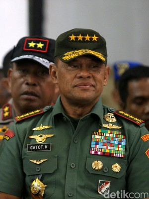 TNI Masih Tunggu Hasil Investigasi Australia Soal Pancagila