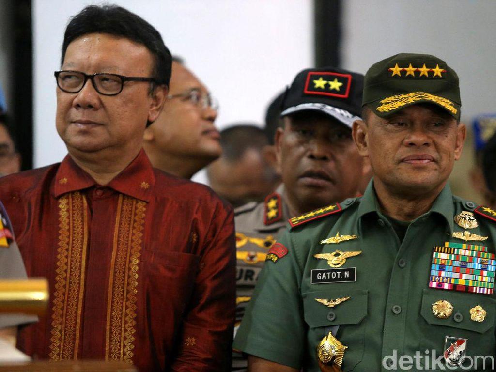 Panglima TNI Yakin Trump akan Teruskan Kebijakan Obama