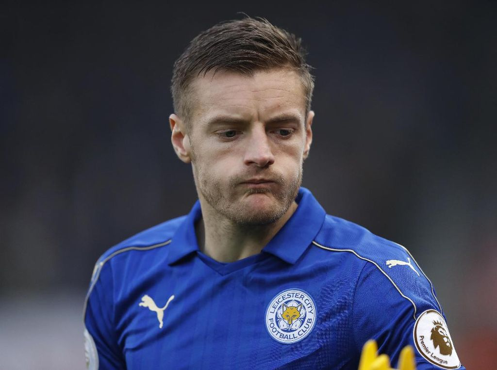 Leicester Yakin Bisa Atasi Absennya Vardy