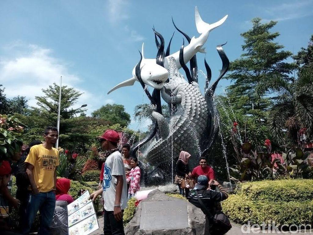3 Kali Gagal, Surabaya Akhirnya Wakili Indonesia di Guangzhou Award