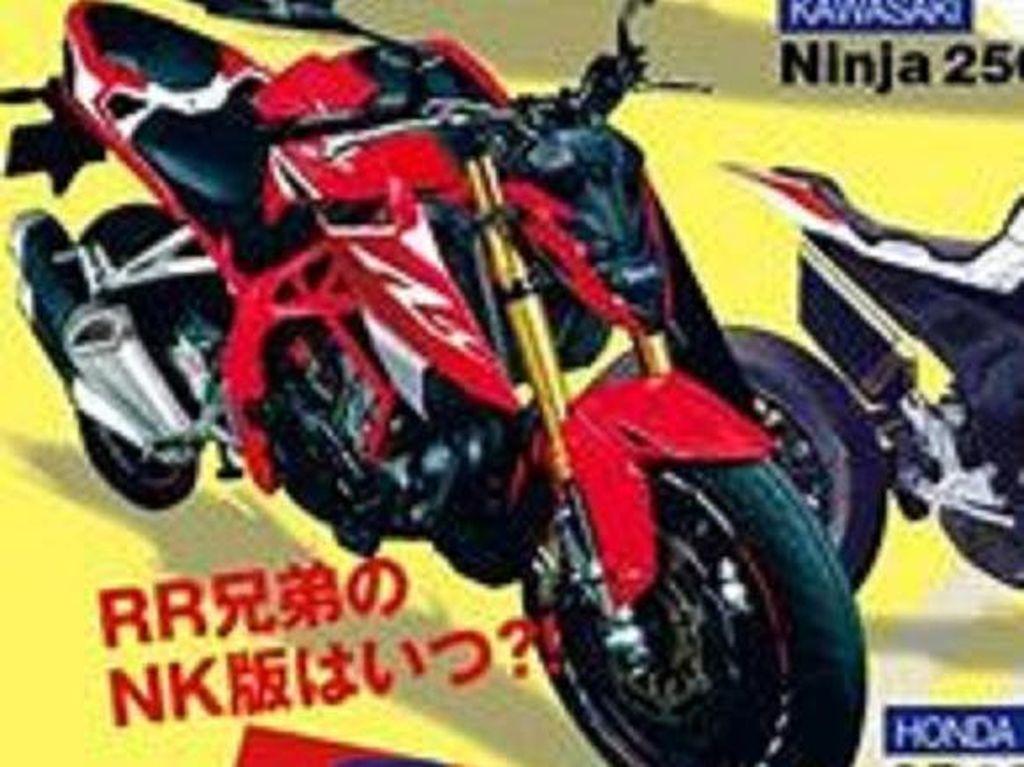 MT-25 Ganti Jubah, Honda Belum Juga Punya Motor Naked 250 cc