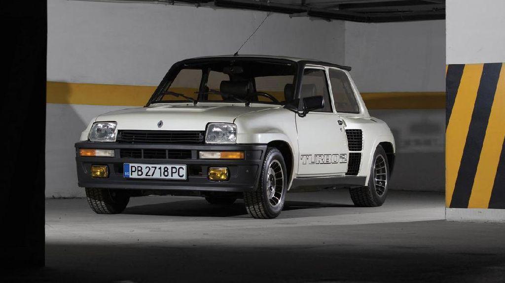 Renault 5 Turbo II Klasik Dilelang