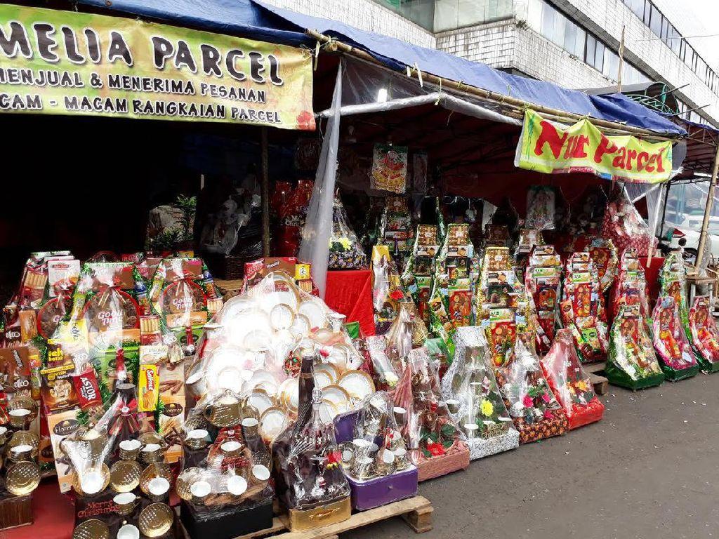 Jelang Natal dan Tahun Baru, BBPOM Bandung Awasi Penjualan Parcel