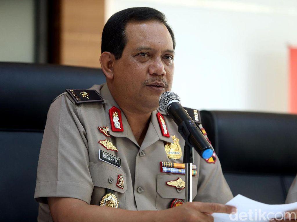 Terduga Teroris yang Diamankan di Sulteng Berencana Serang Polisi