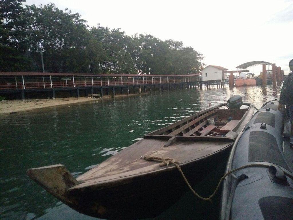 6 Orang Ditangkap di Selat Malaka, Diduga Kawanan Bajak Laut