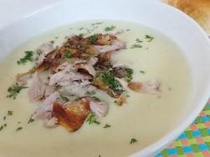 Menu Tahun Baru: Sup Krim dan Kentang Panggang untuk Jamuan Pesta