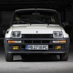 Renault 5 Turbo II Klasik Setara Honda Civic Dilelang