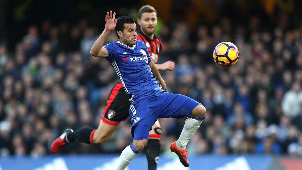 Turun Minum, Chelsea Unggul 1-0 atas Bournemouth
